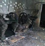 Máy móc tại xưởng